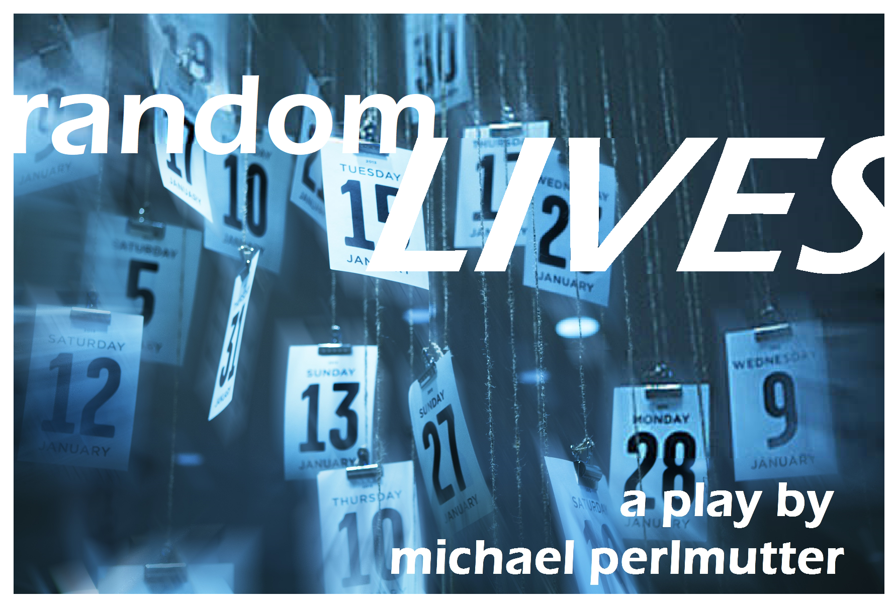 random lives logo